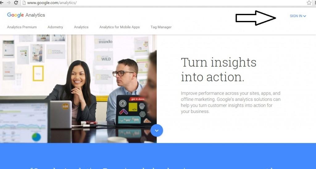 گوگل آنالیتیک - آموزش گوگل آنالیز